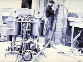 Maquinas de Poliuretano