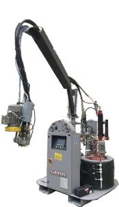 maquinas para poliuretano