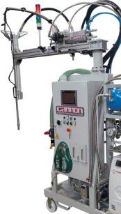 maquinaria para poliuretano